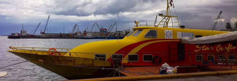 Ferry Port Tubigon,Bohol | Cebu City Ferry Port