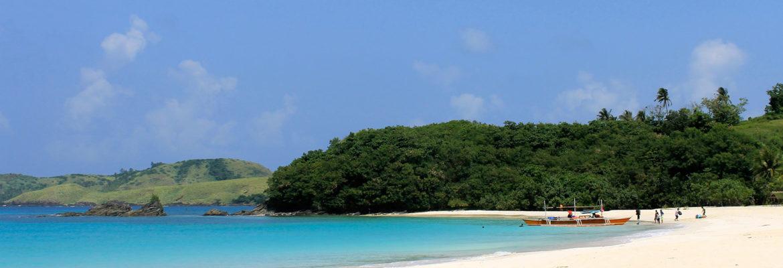 Calaguas Beach, Calaguas, Philipinnes