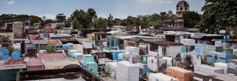 Manila North Cemetery, Manila, Philippines