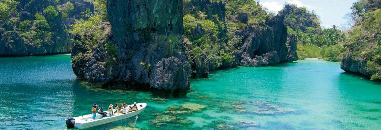 Kayangan Lake, Coron, Palawan, Philippines