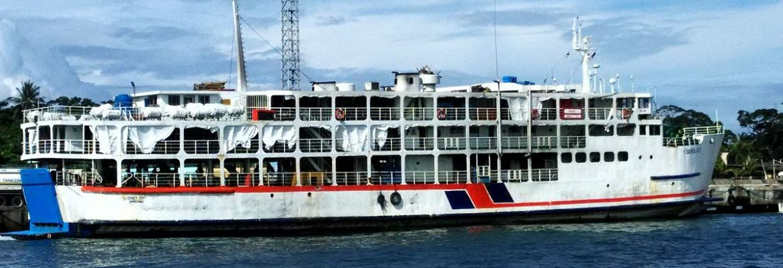 Zamboanga Ferry Port Philippines |Sandakan Ferry Port, Sabah, Malaysia