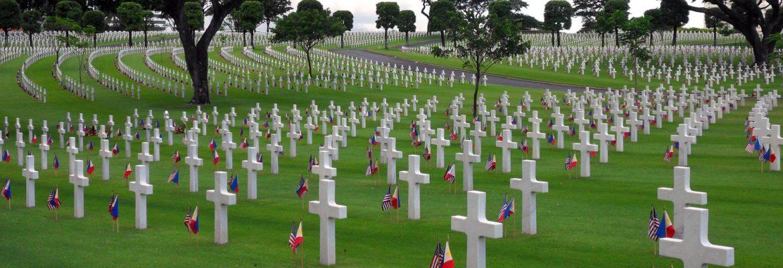 Manila American Cemetery & Memorial, Manila, Philippines