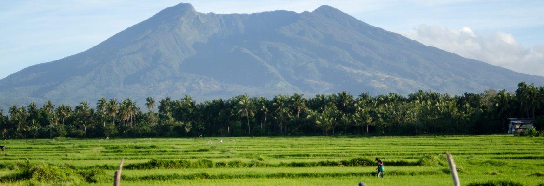 Mount Banahaw,Quezon, South Luzon Philippines