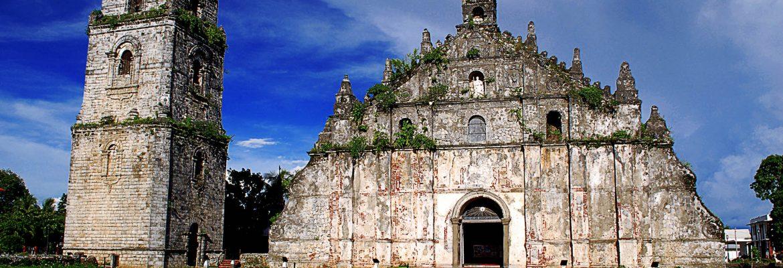 San Agustin Church, UNESCO SITE, Paoay, Ilocos Norte, Philippines