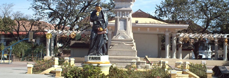 Plaza Burgos,Vigan City, Ilocos Sur, Luzon, Philippines
