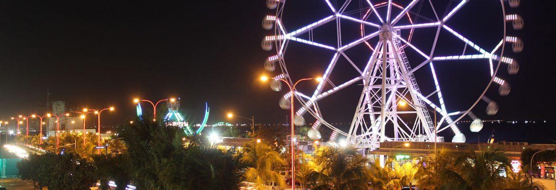 Mall of Asia Seaside Blvd, Manila, Philippines