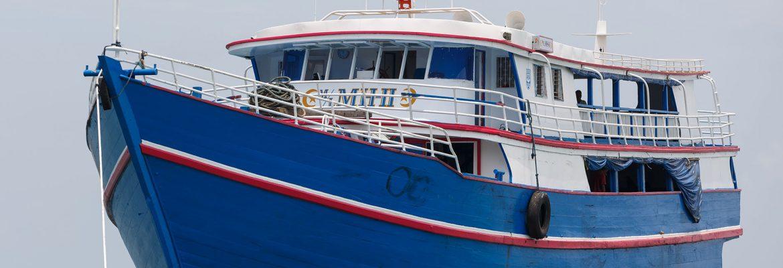 Sandakan Ferry Port,Sabah, Malaysia |Zamboanga, Philipinnes