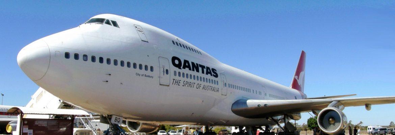 Qantas Founders Museum, QLD, Australia