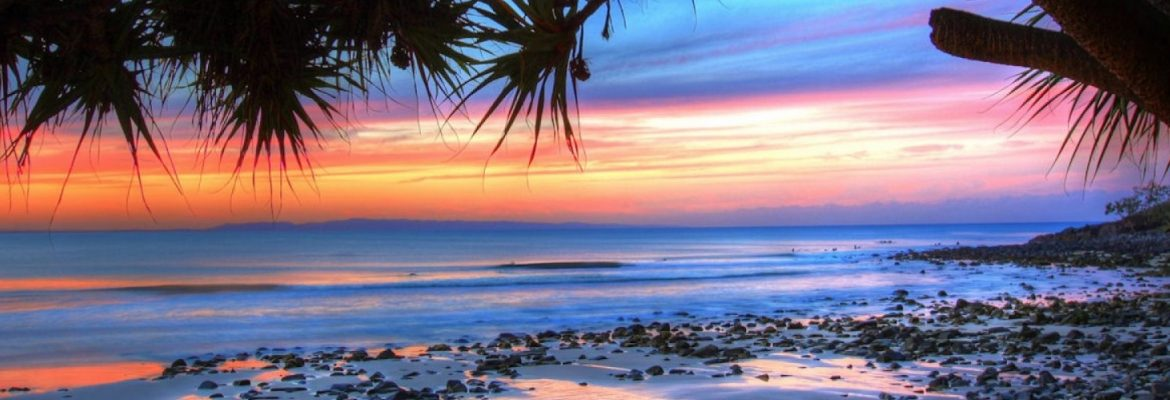 Noosa National Park, QLD, Australia