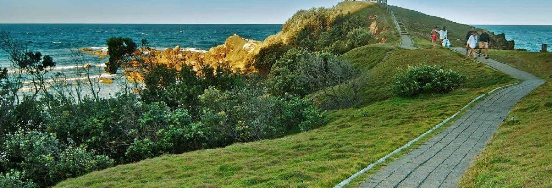 Cape Byron Walking Track, NSW, Australia
