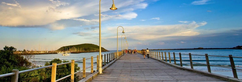 Jetty Beach, NSW, Australia
