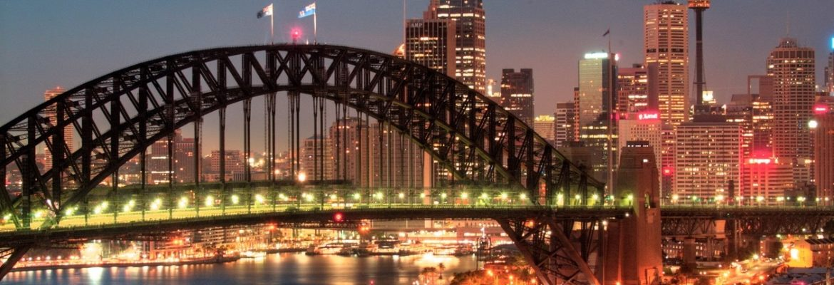 Sydney Harbour Bridge, NSW, Australia