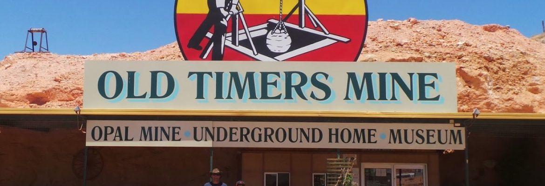 Old Timers Mine, SA, Australia