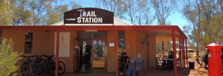 Alice Springs Telegraph Station, Alice Springs