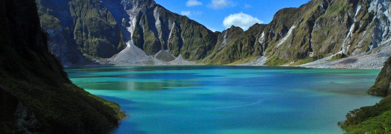 Mount Pinatubo,Zambales, Philippines