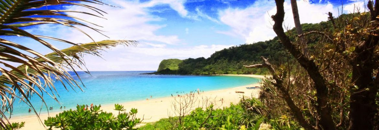 Blue Lagoon, Ilocos Norte, Luzon, Philippines