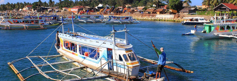 Ferry Port Caticlan