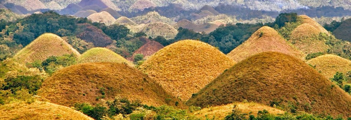 Negros Chocolate Hills, Negros Occidental, Philippines