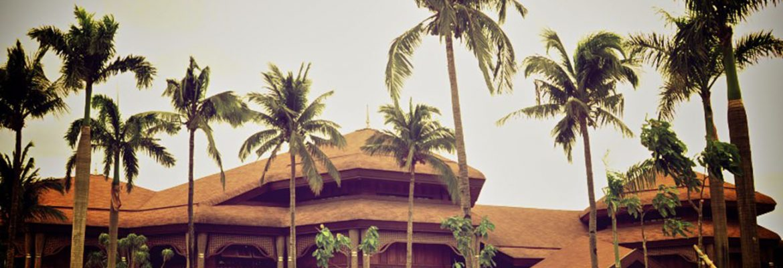 Coconut Palace, Manila, Philippines