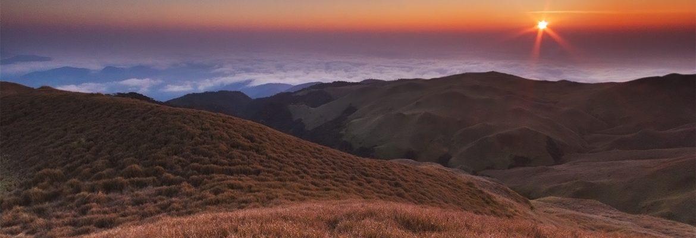 Mt. Pulag National Park, Unesco Site, Benguet, Philippines