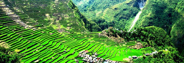 Batad Rice Terraces,Ifugao, Philippines
