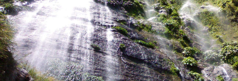 Bomod-ok Falls,Mountain Province, Luzon, Philippines