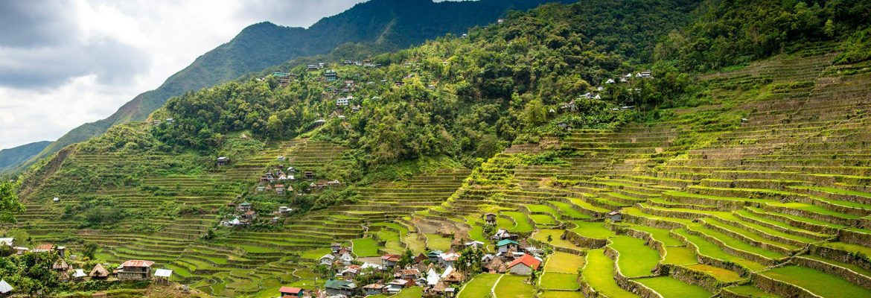 Banaue, Ifugao, Luzon, Philippines
