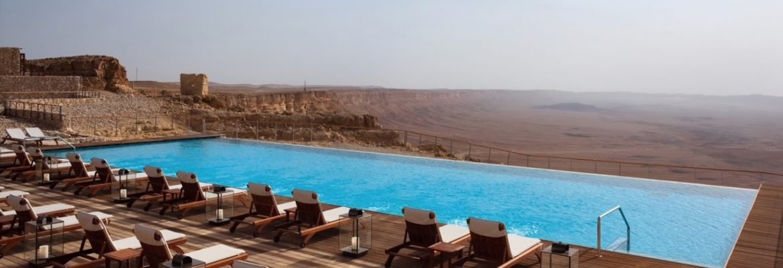 Beresheet Hotel,  Mitzpe Ramon & Ramon Crater, Israel