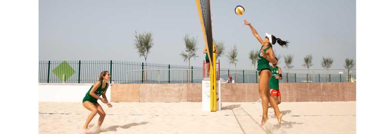 Gibraltar Beach Volleyball