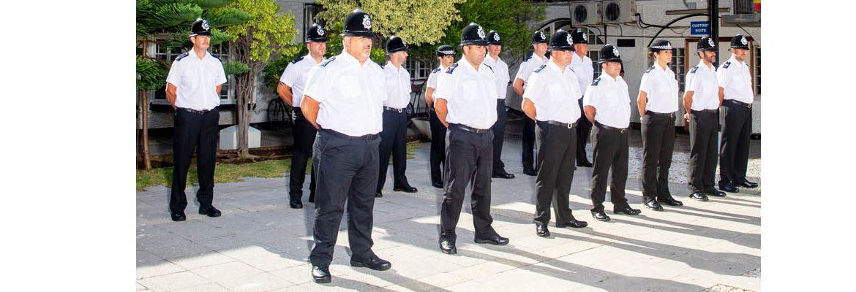 Royal Gibraltar Police HQ