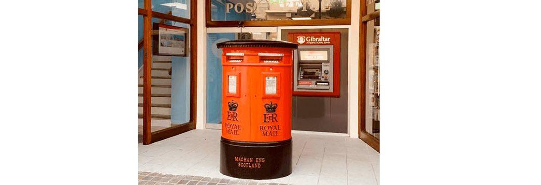 Royal Gibraltar Post Office